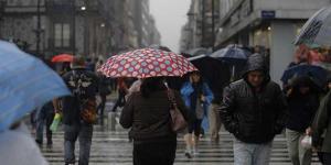 Lluvias fuertes en el Pacífico y centro del país