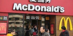 McDonald's y KFC enfrentan escándalo en China