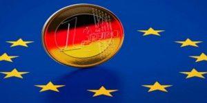 PIB de Alemania se contrae 0.2 por ciento