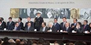 Reformas brindan plataforma histórica hacia un país más justo: Peña Nieto