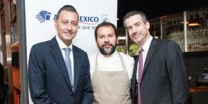 Cocina gourmet desde las alturas con Aeroméxico