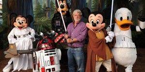 La guerra de las galaxias invadirá Disneylandia