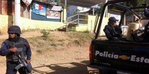 Lesiona escolta de jefe policíaco de Oaxaca a presunto delincuente