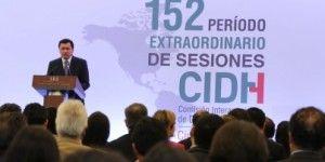 Comisión Interamericana reconoce avances de México en derechos humanos