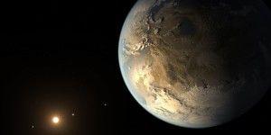 Kepler 186-F, el exoplaneta más parecido a la Tierra