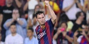 Gana Barcelona a Elche con doblete de Messi