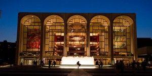 En septiembre inicia la temporada de la Ópera Metropolitana de Nueva York
