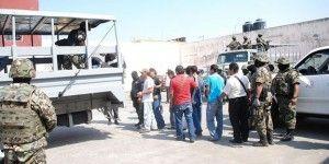 Detienen a extorsionadores y secuestradores de migrantes en Chiapas