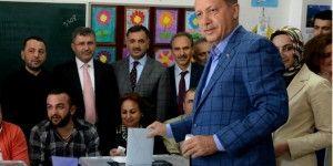 Edorgan gana elecciones presidenciales de Turquía
