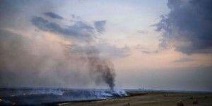 Derriban rebeldes prorrusos avión ucraniano