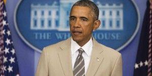 Escandaliza en Twitter traje de Obama