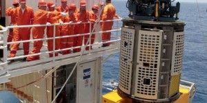 Pemex avanza en recolección de hidrocarburo derramado en Cadereyta