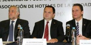 Reforzarán seguridad en hoteles de la Ciudad de México