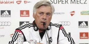 No vendrán más jugadores al Real Madrid: Ancelotti