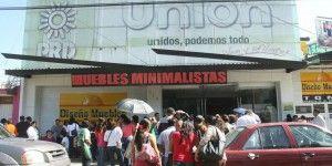 SNTE toma sedes de partidos políticos en Oaxaca