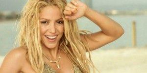 #Video Shakira sorprende cantando en parque de Nueva York