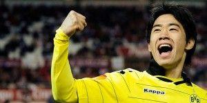Regresa Shinji Kagawa al Borussia Dortmund