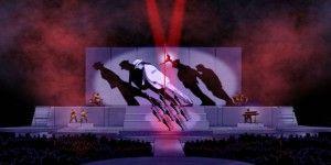 """Gran éxito en México el show """"Michael Jackson The Immortal World Tour"""""""