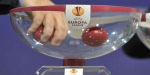 Listos los grupos de la Europa League