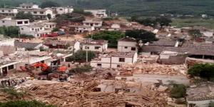 Casi 400 muertos por terremoto en China
