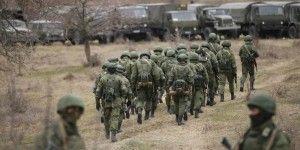 Tropas rusas entraron a Ucrania, denuncia presidente Poroshenko