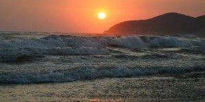 Desaparecido, poblano que nadaba en Acapulco