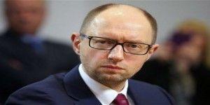 Primer ministro ucraniano acusa a Putin de querer apoderarse de Ucrania