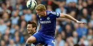 Empatan Chelsea y Manchester City 1-1