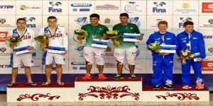 Oro para México en el Campeonato Mundial Juvenil de Clavados de Rusia