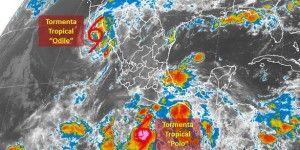 De Guerrero a Jalisco en alerta por tormenta Polo