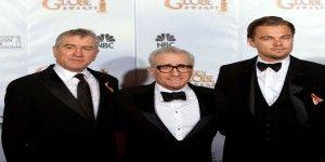 De Niro, Di Caprio y Brad Pitt juntos en película de Scorsese