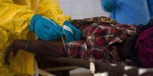 Habrá más de 20 mil casos de ébola para noviembre: OMS