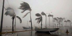 'Polo' se convierte en huracán
