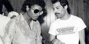 La canción inédita que Freddie Mercury y Michael Jackson grabaron