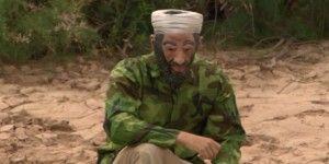 Cineasta cruza la frontera México-EE.UU. disfrazado de Bin Laden