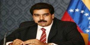 Maduro acusa a EE.UU. de pretender derrocar a Putin