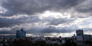 Se esperan lluvias muy fuertes para el Valle de México