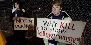 Suspenden en Washington la pena de muerte