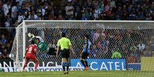 Querétaro y Toluca empatan marcador a uno