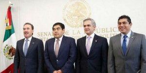 Mañana dictaminan reforma política del DF en el Senado