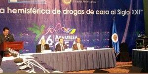 OEA rompió tabú y generó debate serio sobre drogas: Insulza