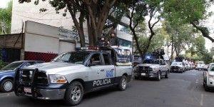 SSPDF detiene a presunto ladrón en Cuauhtémoc