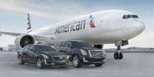 American Airlines llevará a pasajeros en Cadillac