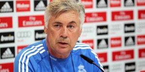 Ancelotti adelanta sorpresas en alineación para el clásico español