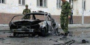 Ataque suicida en Chechenia deja 5 muertos