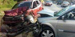 Dejan 15 heridos por accidente en México-Querétaro