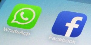 Autorizan a Facebook adquirir WhatsApp por 19 mil mdd