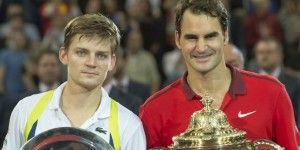 Federer triunfa en torneo de Basilea