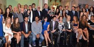 "Presentan elenco de telenovela ""Muchacha italiana viene a casarse"""