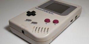 Todas las pantallas de inicio de los Game Boy reunidas en un video